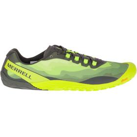Merrell Vapor Glove 4 - Calzado Hombre - gris/verde